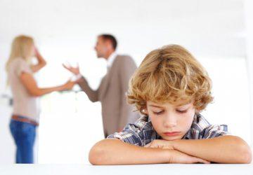 آسیبهای جبران ناپذیر طلاق بر کودکان