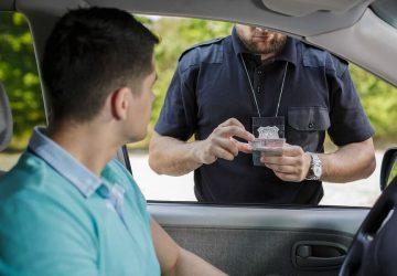 مجازات رانندگی بدون گواهینامه